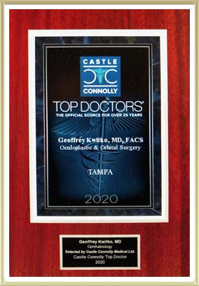 Dr Kwitko Florida Top Docs 2020